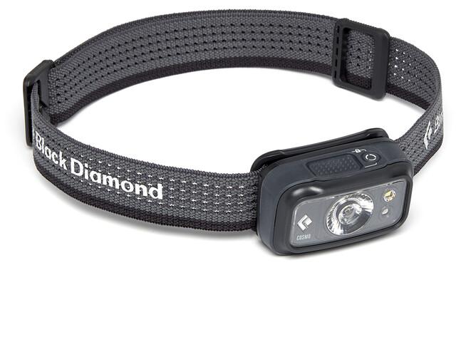 Black Diamond Cosmo 300 Linterna frontal, gris